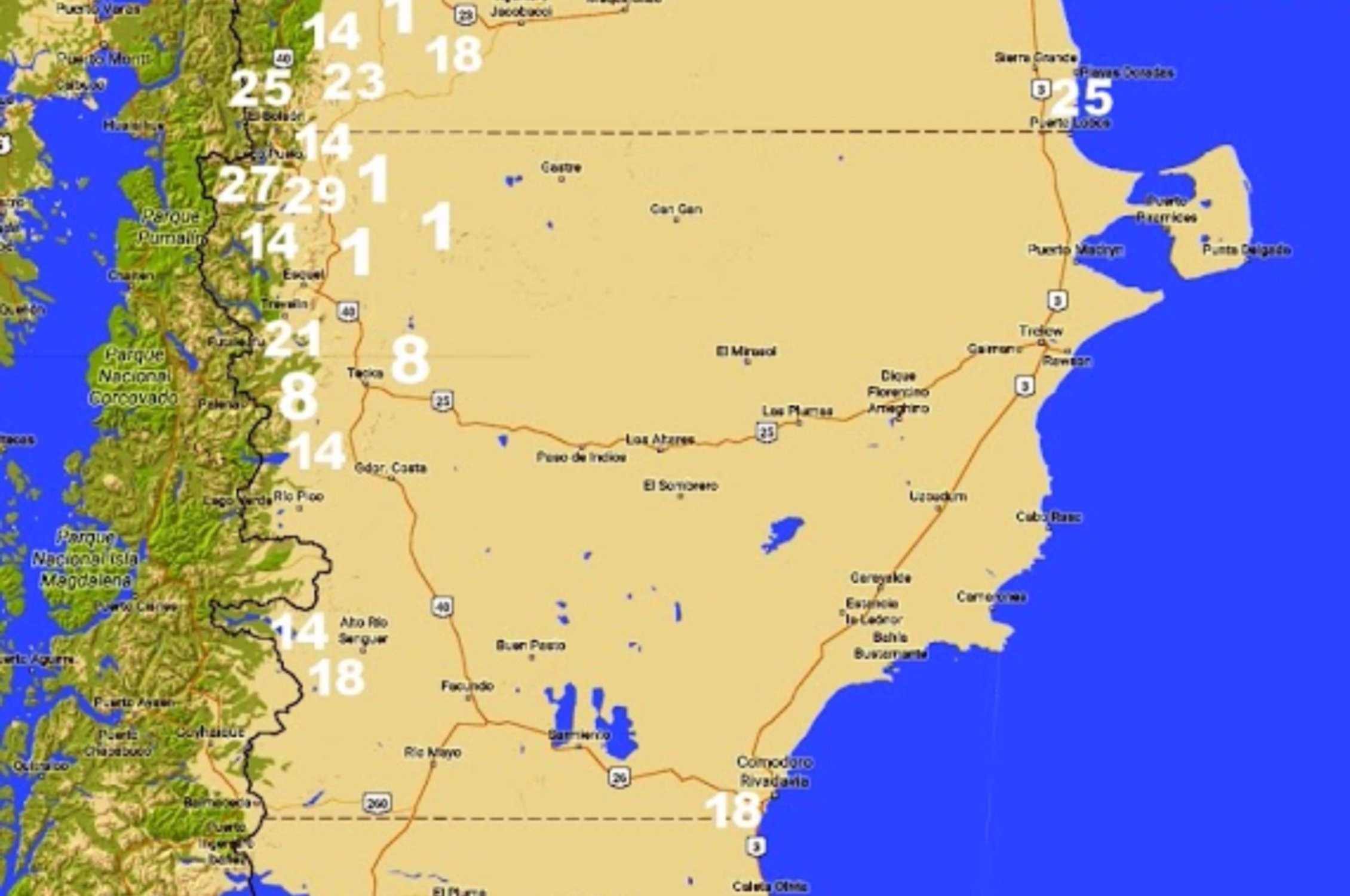 Listado de los terratenientes de la patagonia argentina gumiabroncs Images